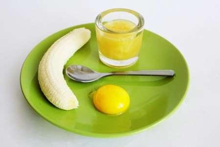 банановые маски от морщин