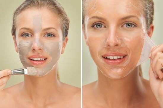 разглаживающие маски для лица
